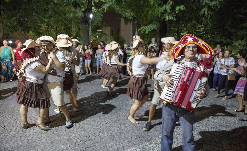 O pedido para que o forró se tornasse patrimônio cultural foi feito desde 2011, pela Associação Balaio do Nordeste, da Paraíba. (Foto: Oscar Liberal)