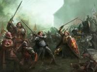 O audiolivro A Guerra dos Tronos é um lançamento da editora Tocalivros (Arte: A Song of Ice and Fire, de Stefan Kopinski/Reprodução)