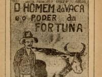 """Raimundo Viana canta o cordel """"O homem da vaca e o poder da fortuna"""" (Foto: Reprodução/Internet)"""