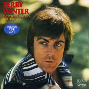 Terry Winter era o pseudônimo do paulistano Thomas William Standen (1941-1998) (Foto: Reprodução/Internet)