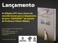 Primeira obra literária de Edmar Ribeiro, Azougue traz 26 contos de linhagem fantástica (Foto: Divulgação)