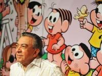 Os quadrinhos de Maurício de Sousa  já foram publicados em mais de 130 países e traduzidos para 60 idiomas. (Foto: Reprodução/Internet)