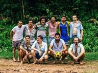 A banda Samuca e a Selva gravou o álbum