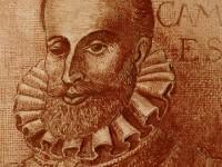 Luís de Camões é um dos poetas que escreveram voltas ao mote no conjunto de cantigas e vilancetes gravados pelo grupo Capela Ultramarina (Foto: Domínio Público)