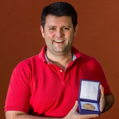 O brasileiro Cristian Wittmann é um dos membros do Comitê Gestor da Campanha Internacional para a Abolição das Armas Nucleares (ICAN), que venceu o Prêmio Nobel da Paz em 2017 (Foto: Arquivo Pessoal)