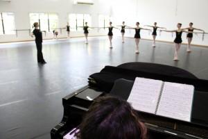 O Colégio de Dança do Ceará