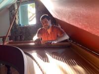 """O pianista e compositor apresenta as obras reunidas no recém-lançado """"Música para Cordas"""" no programa Música Erudita (Foto: Divulgação)"""
