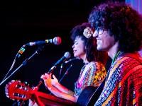 Com o dinheiro do prêmio de 3º lugar do Festival de Música da Juventude, o duo Viramundo já planeja gravar o seu primeiro EP (Foto: Welly Soares)