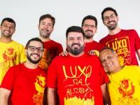 O Bloco Luxo da Aldeia foi criado em 2006 a partir de uma ideia de valorização da música cearense de carnaval (Foto: Divulgação)