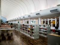 Biblioteca Parque Estadual do Rio de Janeiro, que serviu de inspiração para o novo modelo da Biblioteca Pública do Ceará (Foto: I Hate Flash/Estúdio Chão)