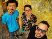 Os integrantes da Sobrecéus participam também do coletivo Abrigo, que é um espaço de formação para novos artistas de Itapipoca (Foto: Amanda Moreira)
