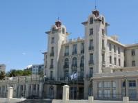 A sede do Mercosul fica localizada no Edifício Mercosur, em Montevidéu, no Uruguai. (Foto: Mercosul/Reprodução)