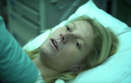 """No filme """"Contágio"""", a personagem de Gwyneth Paltrow é a paciente zero de um novo e letal vírus, o MEV-1 (Foto: Reprodução/Internet)"""