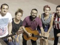 A banda Cinco'3' é inteiramente integrada por cientistas, todos pesquisadores da área das ciências biomédicas (Foto: Kairov Porto)