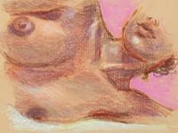 O nu é permitido no Instagram em pinturas e esculturas assim como em fotos de cicatrizes de mastectomia e de mulheres amamentando (Imagem: Raisa Christina)