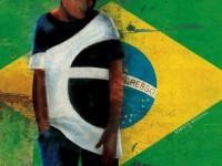 Mesmo 132 anos após a abolição da escravatura, a população negra no Brasil ainda sofre as consequências deste crime (Ilustração: Roberto Weigand)