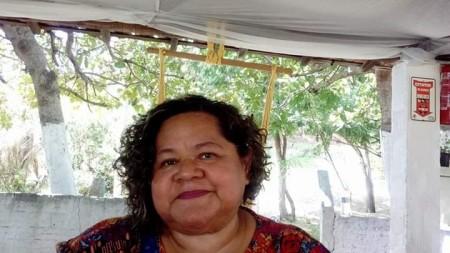Margarida Marques é representante do coletivo de mulheres negras cearenses Inegra (Foto: Andréa Bardawill)