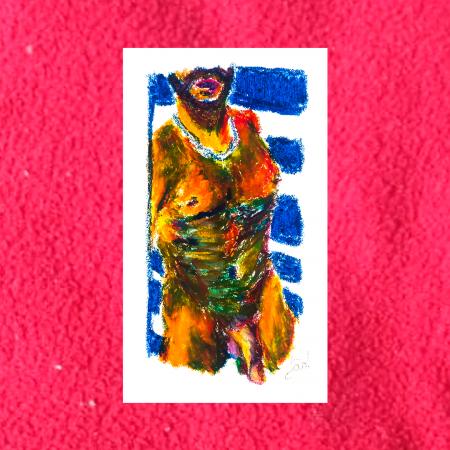 Segundo o artista Jão, não houve qualquer tipo de orientação às pessoas no envio das imagens, pois o objetivo era que elas se sentissem à vontade com seus corpos (Imagem: Jão)