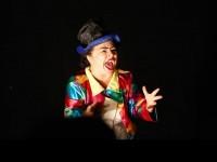 A artista circense Sâmia Bittencourt, 45 anos, já teve 11 apresentações canceladas por conta da pandemia da Covid-19 (Foto: Arquivo Pessoal)