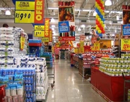 Supermercados podem receber multa de até três milhões de reais se for constatada a abusividade de preços. (Foto: Reprodução/Internet)