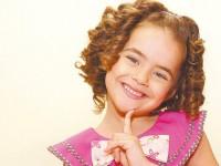 O trabalho infanto-juvenil artístico é permitido por meio de uma autorização judicial. Na foto, Maisa Silva, que trabalha na TV desde os três anos de idade (Foto: Divulgação/SBT)