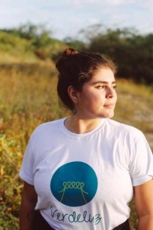 A advogada ambiental Beatriz Azevedo é cofundadora do Instituto Verdeluz, que atua pela promoção do desenvolvimento sustentável (Foto: Lia Ciarlini)