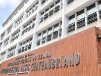 A Maternidade Escola Assis Chateaubriand, a MEAC, é um equipamento vinculado à Universidade Federal do Ceará (Foto: Ebserh)
