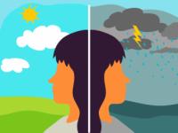 O Transtorno Borderline se caracteriza, principalmente, pelas constantes mudanças de temperamento. (Foto: Reprodução/Kindpng)