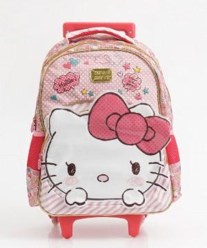 A personagem Hello Kitty, licenciada em centenas de produtos, é considerada símbolo da cultura kawaii (Foto: Reprodução/Internet)