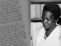 """Após o lançamento de """"Quarto de Despejo: diário de uma favelada"""", Carolina Maria de Jesus lançou mais três livros em vida e teve quatro publicações póstumas (Foto: Instituto Moreira Salles)"""