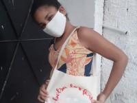 Além de incentivar o hábito da leitura, a Papopo de Ideias busca ajudar famílias em estado de vulnerabilidade social na comunidade do Pan-Americano e bairros vizinhos (Foto: Arquivo Pessoal)