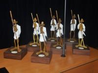O Prêmio Gandhi de Comunicação é entregue pela Agência da Boa Notícia (Foto: Divulgação)