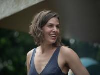 "A artista circense Julia Henning apresenta o minicurso ""Desenhando Poéticas Circenses no Plural"" (Foto: João Saenger)"