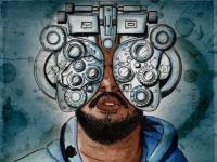 """O MC Matéria Prima também é convidado do programa. O artista, que comemora 20 anos de rap, falará sobre seu novo álbum, """"Visão"""" (Imagem: Reprodução)"""