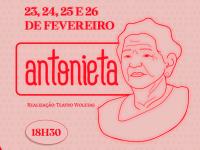 """""""Antonieta'"""" é uma obra em formato radionovela, inspirada na vida da atriz cearense Antonieta Noronha (Foto: Divulgação)"""