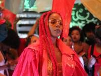 A MC mineira Tamara Franklin fala sobre o processo de criação de seu segundo álbum, cujas sonoridades vão do canto falado do rap aos tambores do congado mineiro - Foto: Neide Oliveira