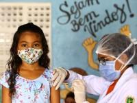 Este ano, a campanha de vacinação contra a gripe é realizada no mesmo momento da vacinação contra a covid-19 (Foto: Divulgação)