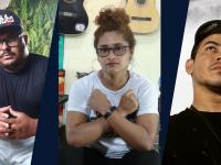Produtores culturais da Aldeia Hip Hop, espaço de cultura e arte no bairro Nova Metrópole, serão entrevistados neste domingo (02/05), no programa Zumbi – O Rap na Universitária FM - Fotos: Divulgação