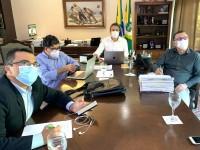 Entre outras medidas, ficou estabelecido no novo decreto do Governo do Ceará que o toque de recolher é realizado todos os dias das 22hàs 5h, até 23 de maio (Foto: Divulgação)