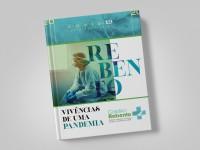 """O livro """"Rebento, vivências de uma pandemia"""" pode ser adquirido através do e-mail coletivorebentomedicos@gmail.com (Foto: Divulgação)"""