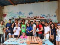 Para conhecer mais o projeto, acesse a página @abracefortaleza no Facebook e o perfil @abraceacidade.ufc no Instagram* (Foto: Divulgação)