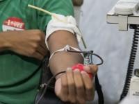 O procedimento de doar é simples e a quantidade de sangue retirada não afeta a saúde do doador, uma vez que a recuperação ocorre imediatamente após a doação (Foto: Reprodução/Internet)