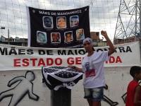 A campanha pode ser acompanhada no perfil @contraoterrorismodoestado no Instagram e no Facebook e YouTube da Rede Nacional de Mães e Familiares de Vitimas do Terrorismo do Estado (Foto: Akemi Nitahara/ Agência Brasil)