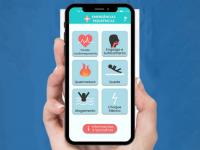 App Emergências Pediátricas está disponível na Google Play. Para conhecer mais o projeto, acesse perc.ufc.br ou o perfil perc_ufc no Instagram(Foto: Divulgação)