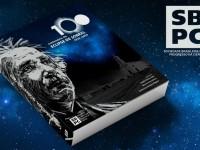 O livro Centenário do Eclipse de Sobral: 1919 – 2019é dividido em quatro capítulos e conta com 148 páginas (Foto: Divulgação)
