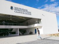 O Campus da UFC em Crateús foi criado em 2012 (Foto: Divulgação/Internet)