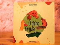 """""""O Bicho Singular """" tem  ilustrações da própria autora, feitas em aquarelas, uma  das técnicas usadas na sua trajetória também como artista visual (Foto: Divulgação)"""