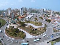 Avenida Aguanambi foi analisada durante a pesquisa (Foto: Divulgação/Prefeitura de Fortaleza)