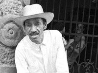 O cantor cubano joseíto Fernández faleceu aos 71 anos, em Havana, em 1979 (Foto: Ernesto Fernández)