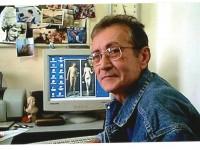Artur Guedes trabalho por mais de 20 anos na Rádio Universitária FM. Ele era  dramaturgo, diretor teatral, roteirista, poeta, ator e radialista (Foto: Arquivo RUFM)